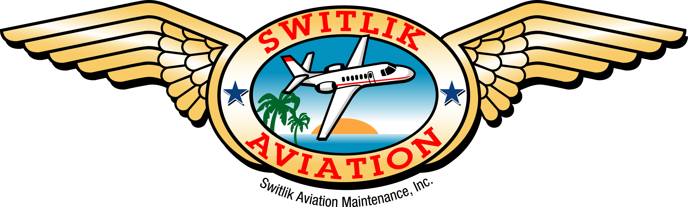 Switlik Aviation Maintenance Logo